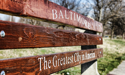 Brand and Image Analysis for the City of Baltimore