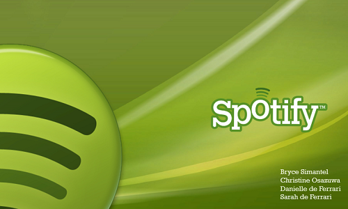 Spotify and Streaming Music Industry Analysis