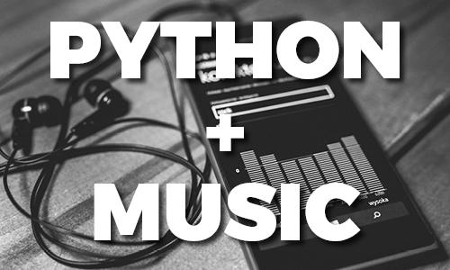 Python/Heruko Music Projects