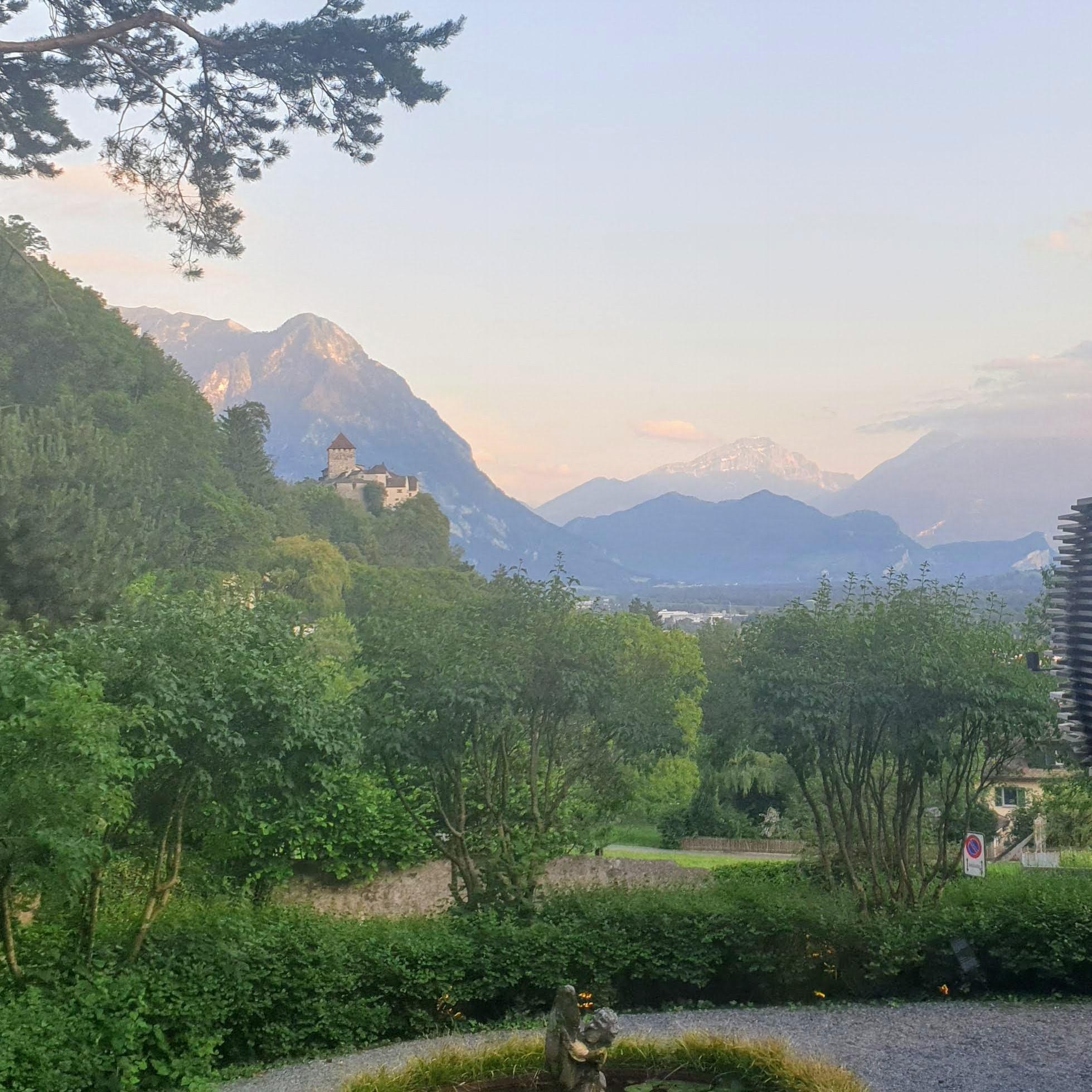 Benelux + Swiss Alps